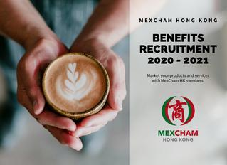 Benefits Recruitment 2020-2021