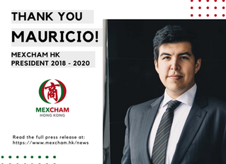Thank you, Mauricio!