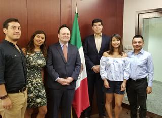 The Mexican Chamber of Commerce in Hong Kong Announces New President