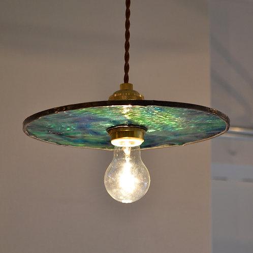 Record Glass Shade(O)- Glassic
