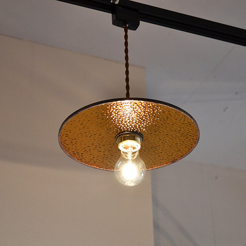 Record Glass Shade(M)- Glassic