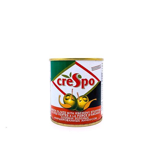 """crespo olive """"Anchovies & Garlic"""""""