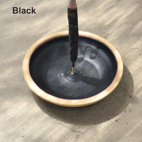 Stoneware Holders Incense Burner