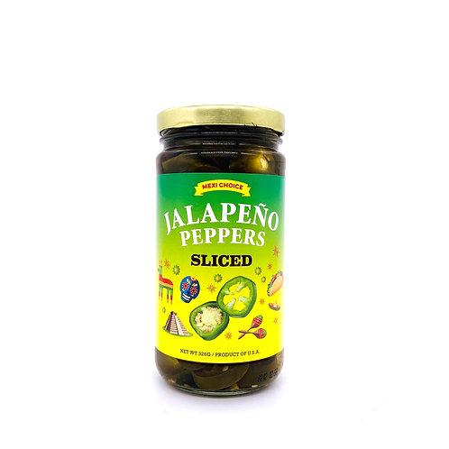 JALAPEÑO PEPPER SLICED
