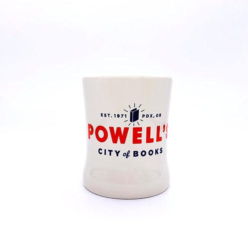 POWELL'S BOOK MUG