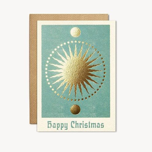 Happy Christmas Card - cai&jo