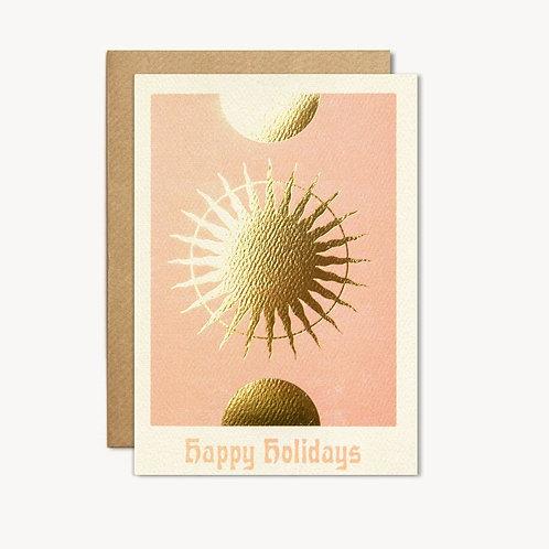 Happy Holidays Card - cai&jo
