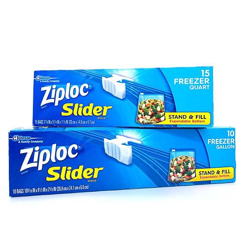 Ziploc FREEZER Slider