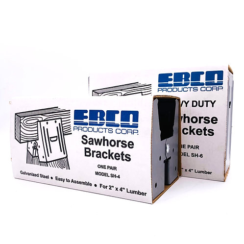 EBCO Sawhorse Brackets