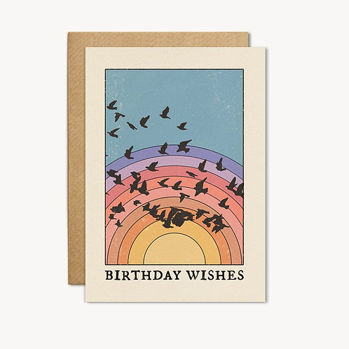 Post Card - Birthday Wishes