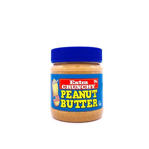 JB's Factory Peanut Butter Extra Crunchy