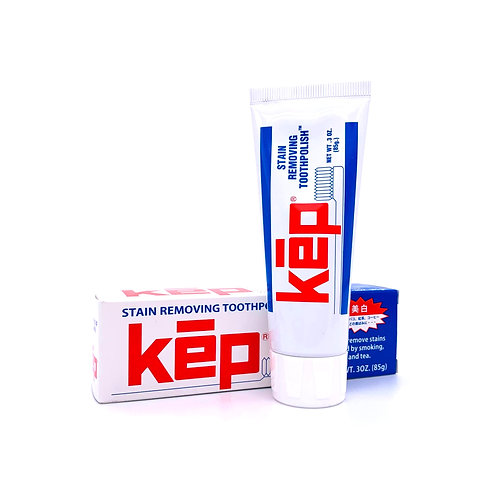 kep STAIN REMOVING TOOTHPOLISH