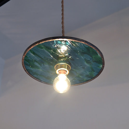 Record Glass Shade 7inch(K)- GLASSIC