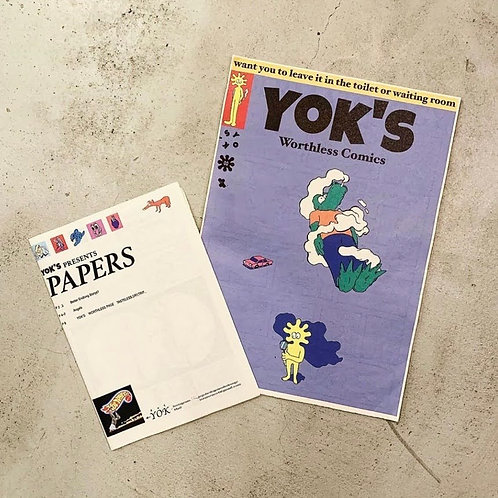 YOK'S Worthless Comics