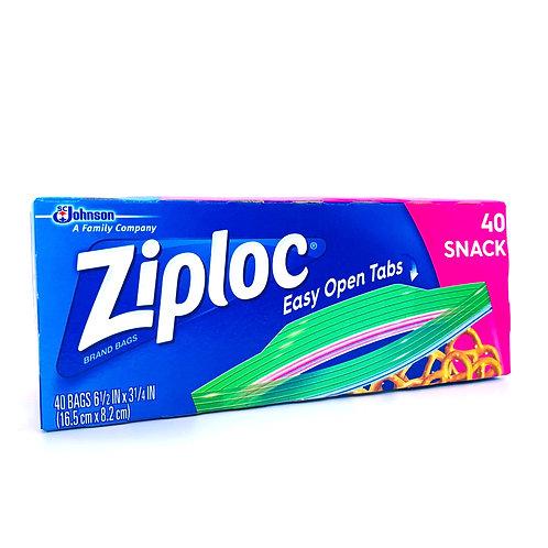 Ziploc SNACK,SANDWICH