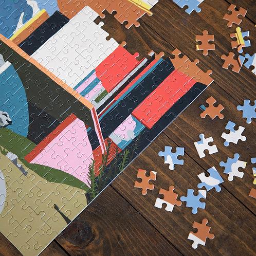 285 Piece Puzzle - Yoro Park
