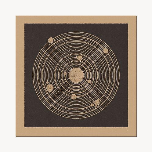 'Solar System' Print - cai&jo