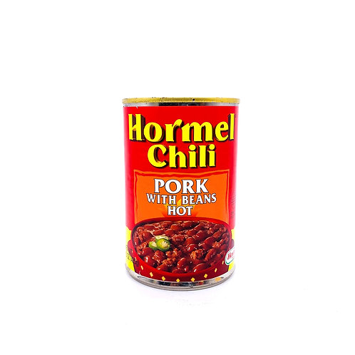 "Hormel Chili ""PORK"""