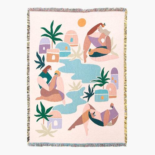 Woven Blanket - AYERS THROW
