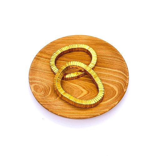 Roost Brass Bracelet