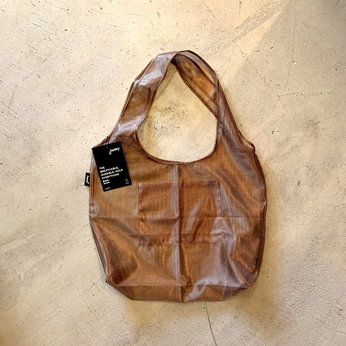 Junes mesh bag bronze