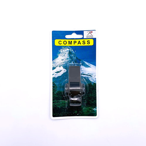 WHISTLE COMPASS & THERMOMETER