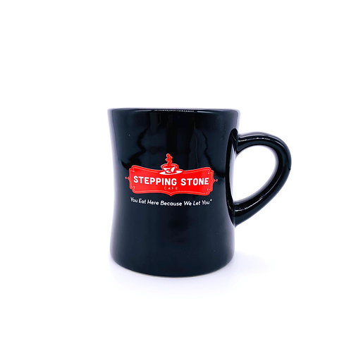 STEPPING STONE CAFE MUG