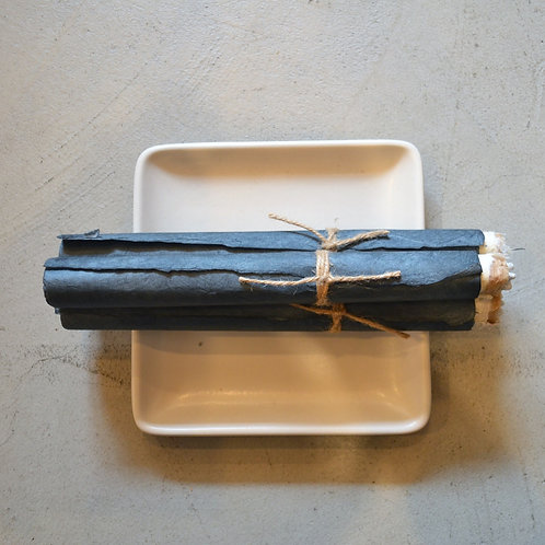 Coral Incense Scroll