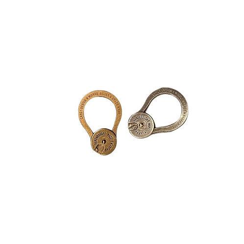 Dolphy Key Ring