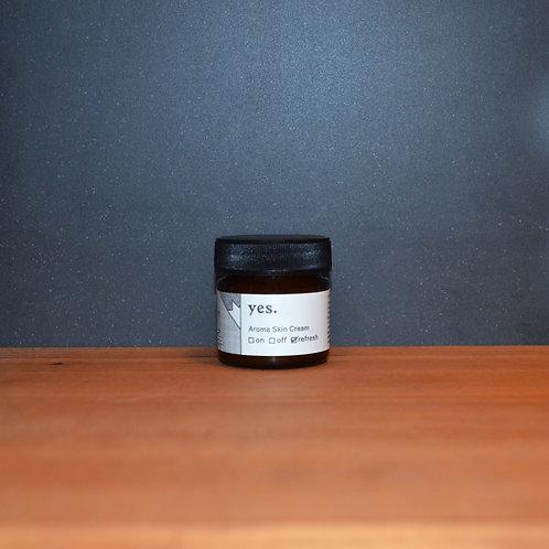 Aroma Skin Cream 【refresh】