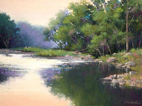 Pine Creek Morning