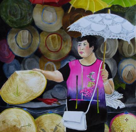 The Hat Seller