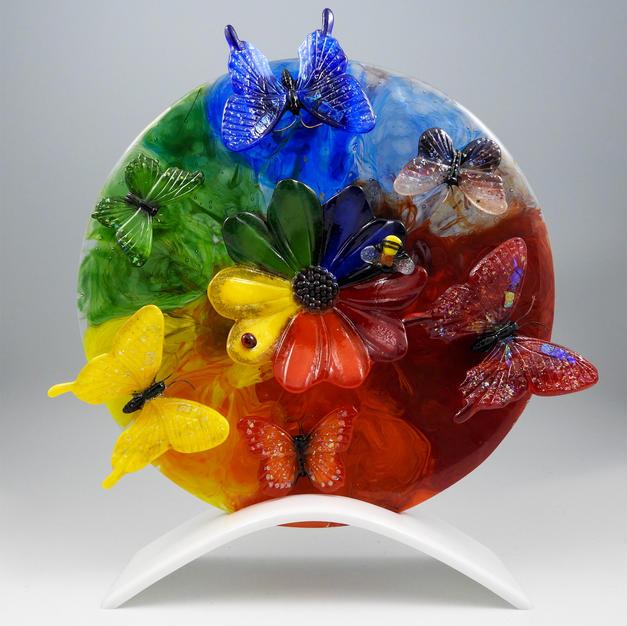 Rainbow Pollination Party