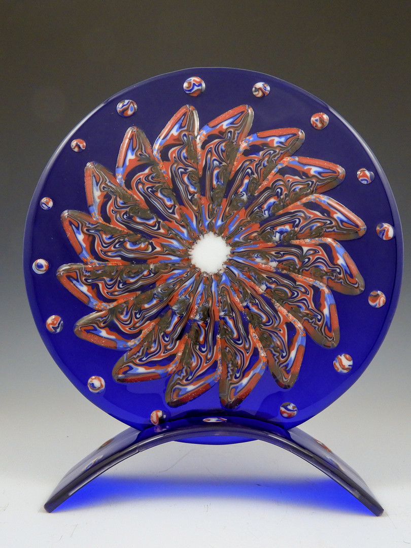 Patriotic Pinwheel 1920