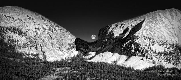 Second Place: Moon Rise