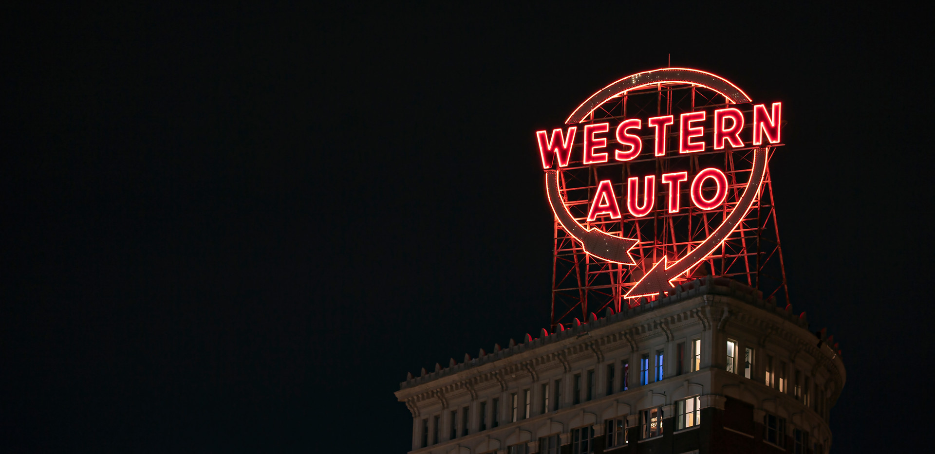 W is for Western Auto