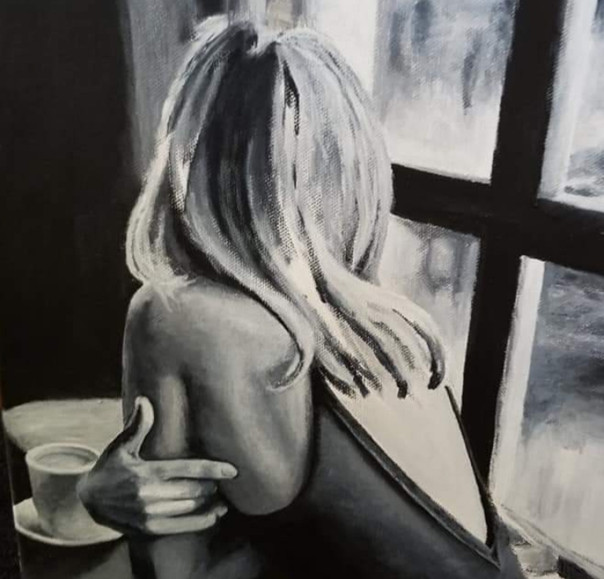 Woman at the Window