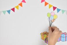 איורי יום הולדת