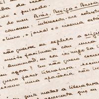 Alcântara Machado écrit à Drummond