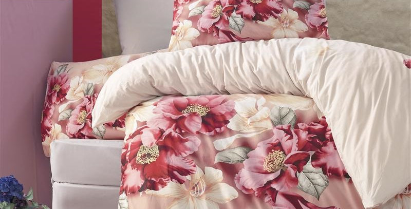 """Maeva""- Ranforce Duvet Cover Set"