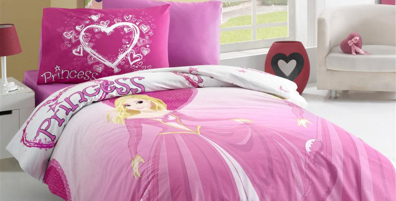 """Princess"" -  Ranforce Duvet Cover Set"