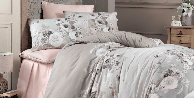 """Heaven"" -  Luxury Sateen Duvet Cover Set"