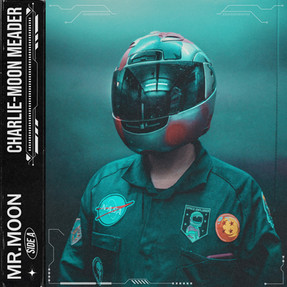Mr. Moon (Side A) EP - Charlie-Moon Meader