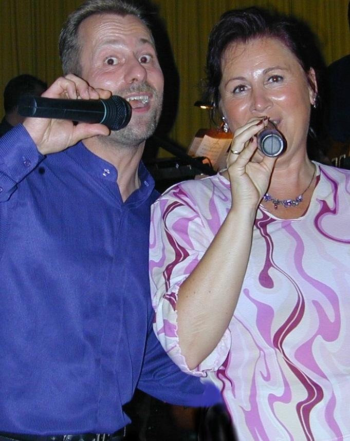 Holger & Claudia 2005