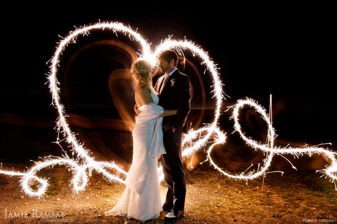 Lynn and Tom's Wedding on the Klas Farm in Wisconsin