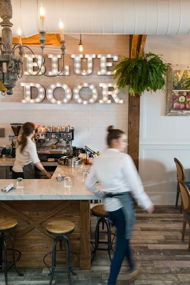 Blue Door Farmstand