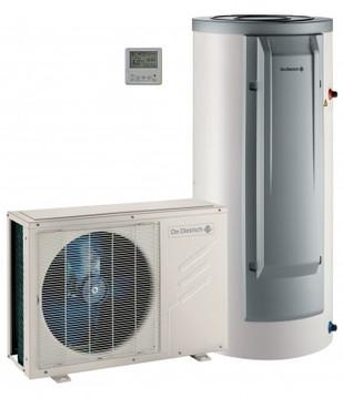 Kaliko Split : chauffe-eau thermodynamique - option sol