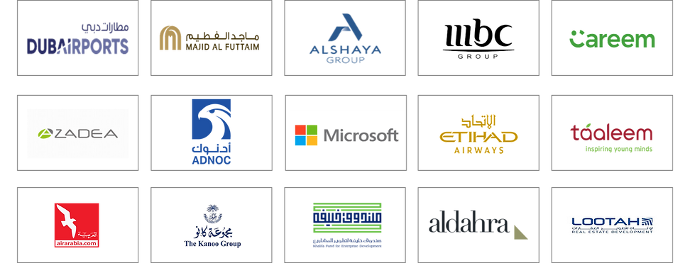 CloudForWork Clients Microsoft Etihad Dubairports