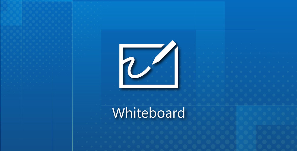 What is Microsoft Whiteboard and how to use it effectively