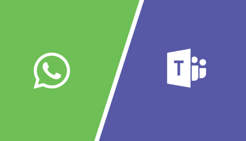 How to convince your WhatsApp Users to switch to Microsoft Teams
